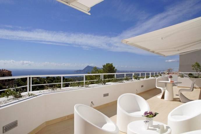 Bild: 4 rum villa på Moderna villor med otrolig utsikt, Spanien Alfaz del Pi - Costa Blanca