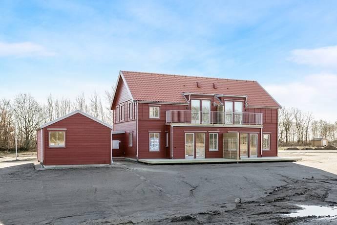 Bild: 5 rum radhus på Lalatoftsvägen 25 (tomt S16), Varbergs kommun Tvååker