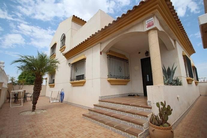 Bild: 4 rum villa på Privat Pool / Nära stranden, Spanien Villa i Cabo Roig