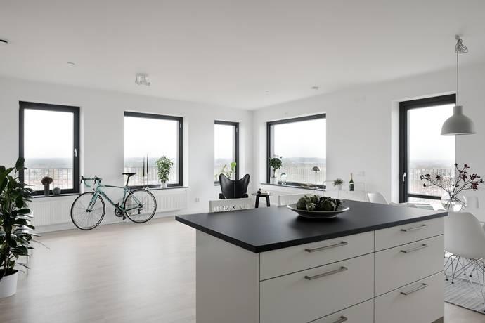 Bild: 4 rum bostadsrätt på Kungsgatan 40, Växjö kommun Centrum