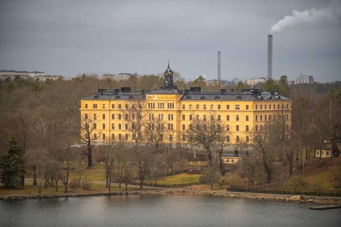 Bild: 3,5 rum bostadsrätt på Mjölnarvägen 22, 10 tr, Nacka kommun Kvarnholmen