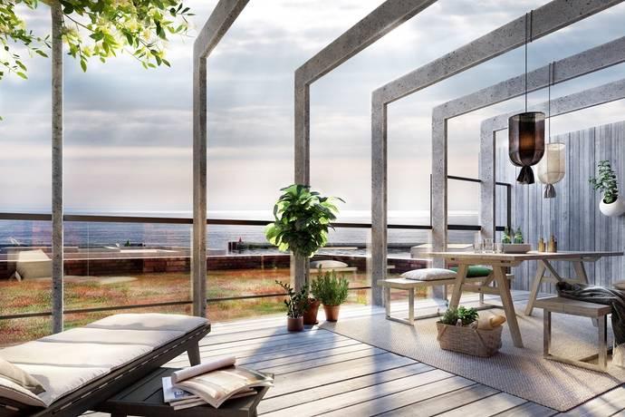 Bild: 2 rum bostadsrätt på Vågbrytargränd, Oceanhamnen, Helsingborgs kommun