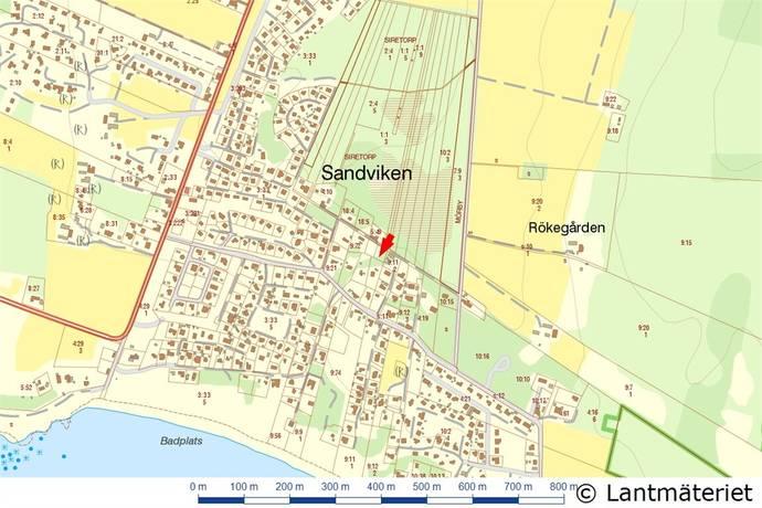 Karta Solvesborgs Kommun Karta 2020