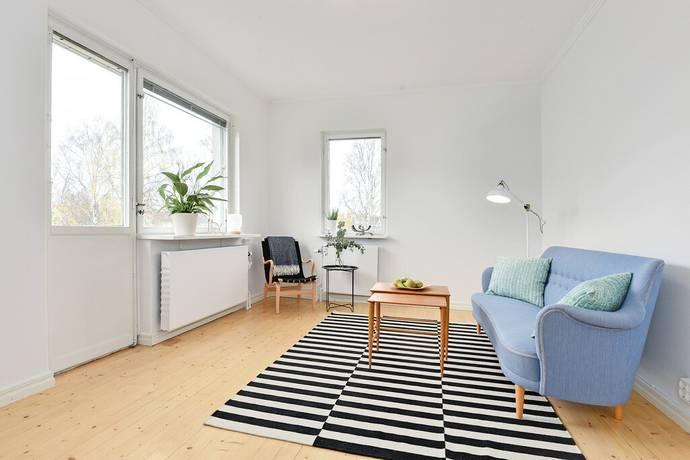 Bild: 2 rum bostadsrätt på Gammliavägen 10, Umeå kommun Haga