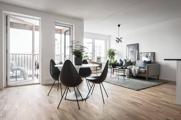 Bild: 3 rum bostadsrätt på Nibblevägen 8C, Järfälla kommun