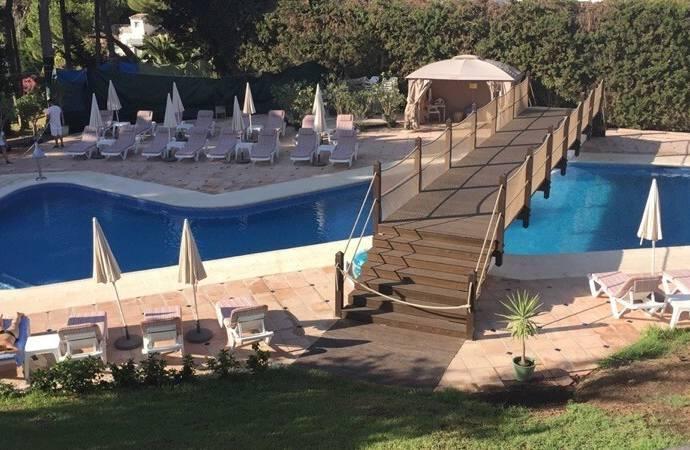 Bild: 3 rum bostadsrätt på Trädgårdslägenhet  El Paraiso!, Spanien Marbella - El Paraiso