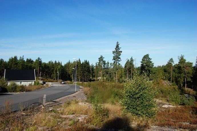 Bild: tomt, Oxelösunds kommun Inskogen