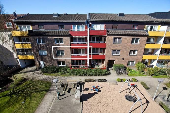 Bild: 3 rum bostadsrätt på Faktorsgatan 13, Helsingborgs kommun Högaborg