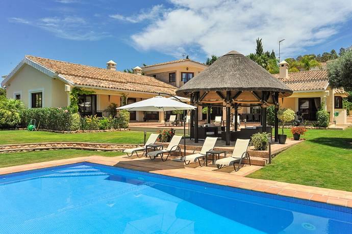 Bild: 5 rum villa på HOT-V5066-SSC, Spanien Estepona