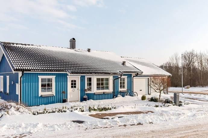 Bild: 4 rum villa på Majorsgatan 2, Svalövs kommun Svalöv
