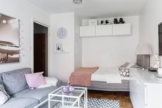 Bild: 1 rum bostadsrätt på Kungsgatan 8, Enköpings kommun Centrum