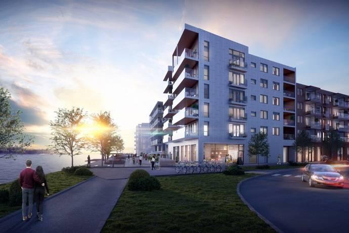 Bild: 3 rum bostadsrätt på Pottholmen, Karlskrona kommun