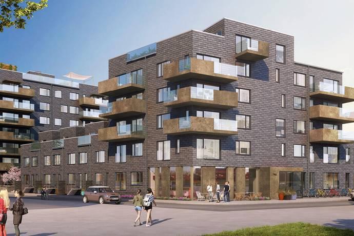 Bild: 2 rum bostadsrätt på Limhamns stationsväg, Malmö kommun