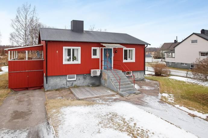 Bild: 3 rum villa på Kolonigatan 4, Älvkarleby kommun Skutskär