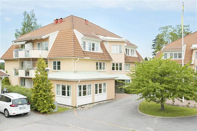 Bild: 3 rum bostadsrätt på Fågelsångsvägen 26, 1 tr, Sollentuna kommun Fågelsången