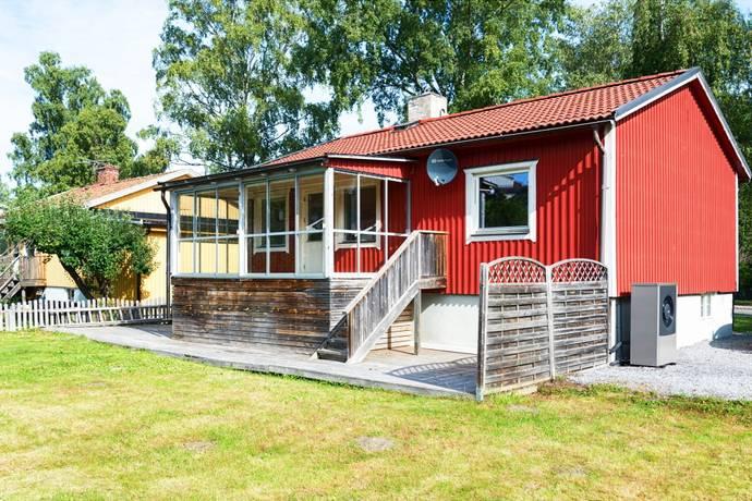 Bild: 4 rum villa på Gamla Bromstensvägen 61, Stockholms kommun Bällsta