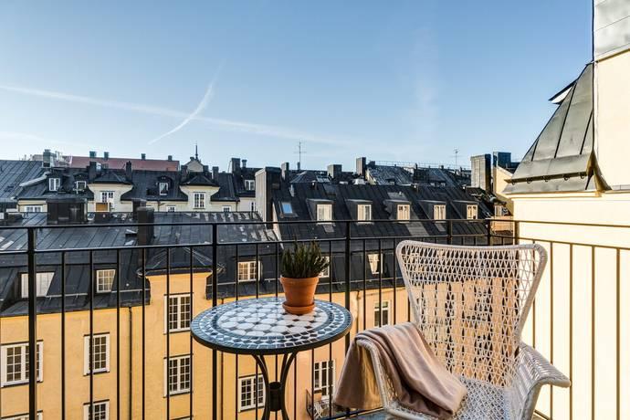 Bild: 2 rum bostadsrätt på Borgargatan 6, 5tr, Stockholms kommun Södermalm
