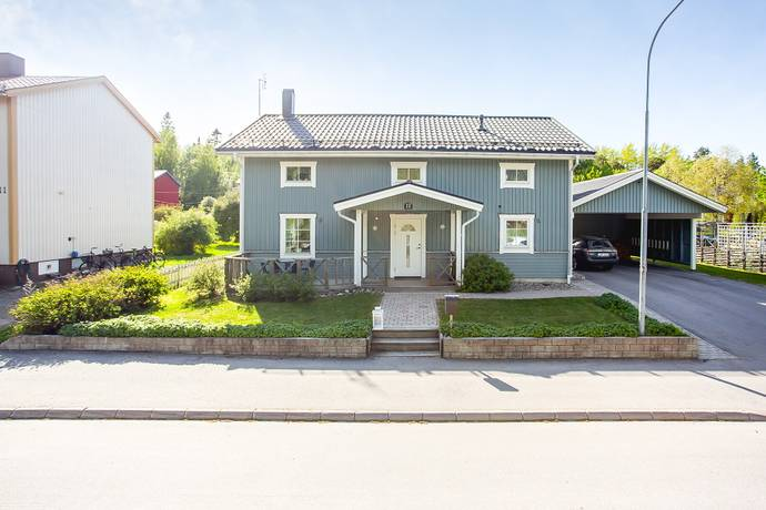 Bild: 4 rum villa på Hantverkaregatan 13, Umeå kommun Holmsund