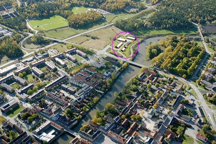 Bild: 5 rum radhus på Strömgatan 10, Arboga kommun Åbrinken