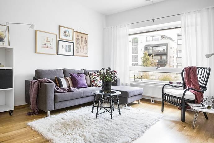 Bild: 2 rum bostadsrätt på Signalgatan 6, Malmö kommun Västra Hamnen
