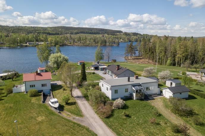 Bild: 5 rum villa på Baldersnäsvägen 5A, Bengtsfors kommun