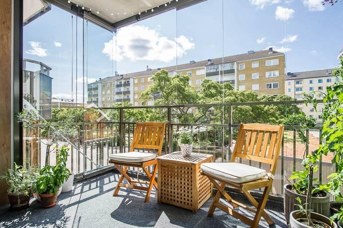 Bild: 3 rum bostadsrätt på Rosenbadsgatan 7, Karlstads kommun Viken