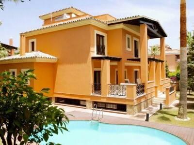 Bild: 6 rum villa på Villa, Marbella - Los Monteros - Costa del Sol, ES, Spanien Los Monteros