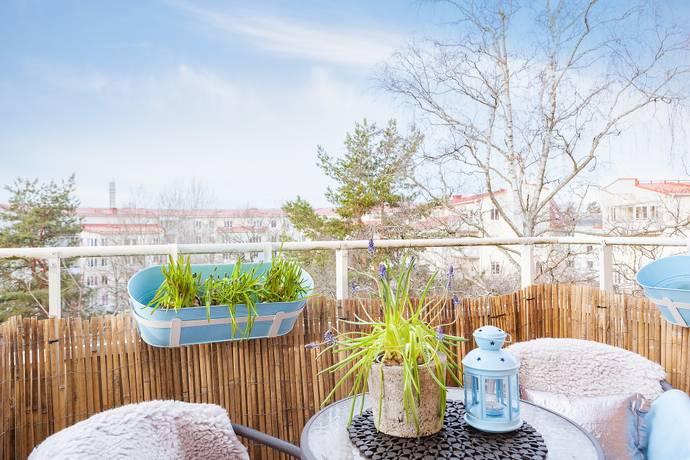 Bild: 2 rum bostadsrätt på Kyndelsmässogränd 15, Stockholms kommun Telefonplan