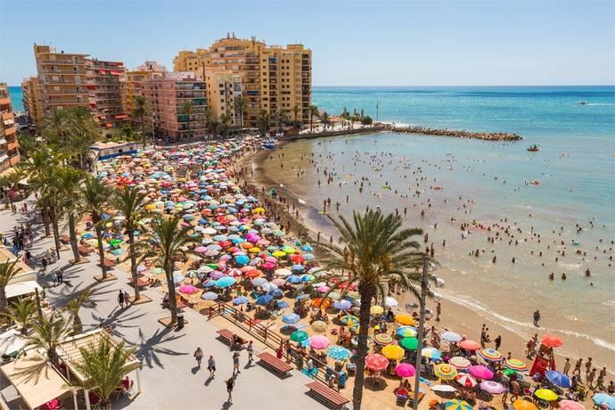 Bild: 2 rum bostadsrätt på Strand och stadsnära!, Spanien Torrevieja | Costa Blanca