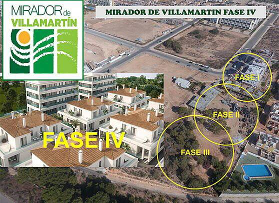 Bild: 4 rum villa på Nybyggda topp radhus i Villamartin, 3 sovr., Spanien Villamartin SV Torrevieja