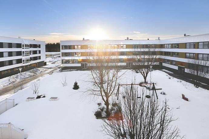 Bild: 3 rum bostadsrätt på Lingonstigen 34, Luleå kommun Kallkällan
