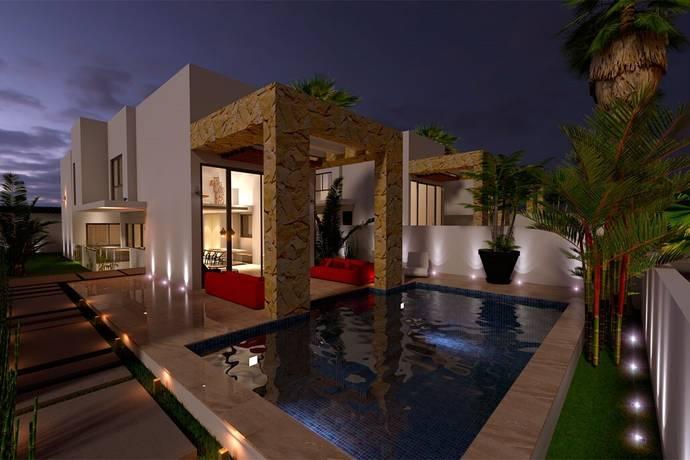 Bild: 5 rum villa på Fantastiska nyproducerade villor!, Spanien Torrevieja La Mata | Torrevieja