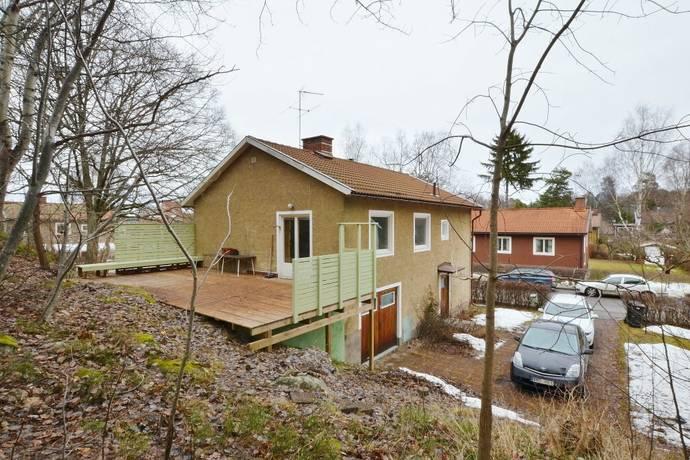 Bild: 5 rum villa på Pjäxvägen 5, Stockholms kommun Älvsjö - Solberga