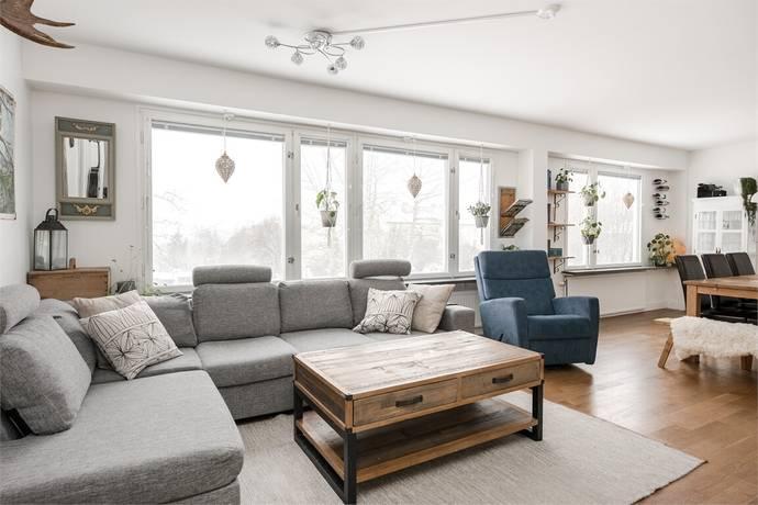 Bild: 4 rum bostadsrätt på Brunflovägen 13, Östersunds kommun Odenslund