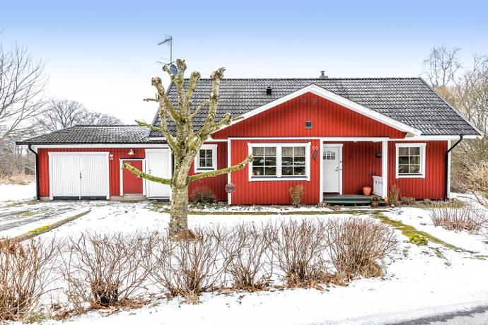 Bild: 4 rum villa på Jockarps byväg 50, Sölvesborgs kommun Jockarp