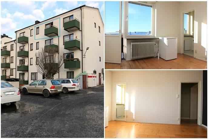Bild: 1 rum bostadsrätt på Pumpbacksgatan 8, Härnösands kommun Centrum