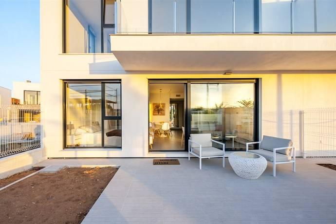 Bild: 3 rum villa på Tindra Punta Prima II, 3 rum m terrass, Spanien Costa Blanca - Punta Prima