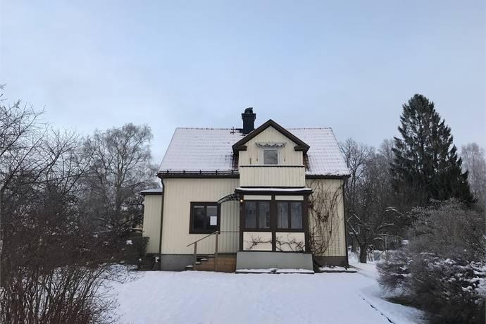 Bild: 4 rum villa på Risätersvägen 5, Hagfors kommun