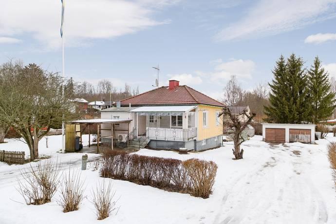 Bild: 2 rum villa på Snacketorpsvägen 4, Katrineholms kommun