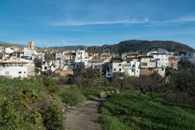 Bild: 320 m² villa på Mycket fint och trevligt byhus  i Tarbena, Spanien COSTA BLANCA - TARBENA