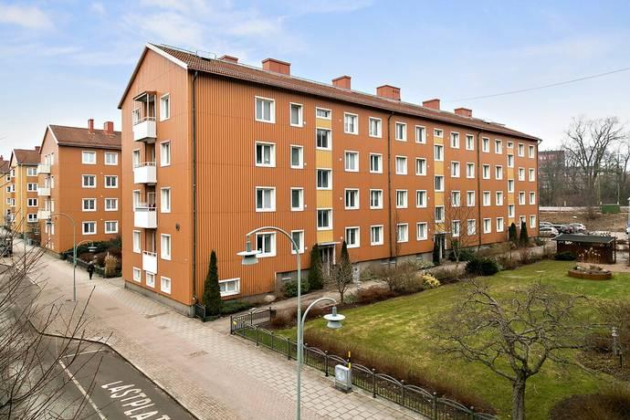 Bild: 3 rum bostadsrätt på Strömstadsvägen 4 A, Uddevalla kommun Centralt