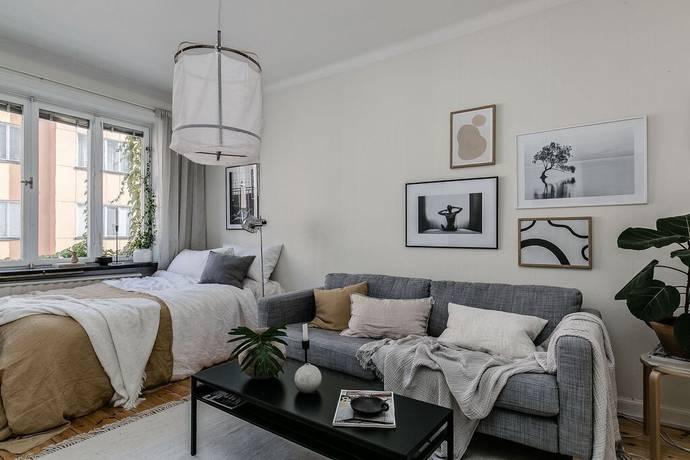 Bild: 1 rum bostadsrätt på Alströmergatan 32 P, 1,5 tr, Stockholms kommun Kungsholmen