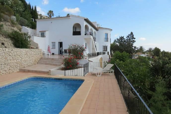 Bild: 6 rum villa på Underbar nyrenoverad villa i Moraira!, Spanien Moraira