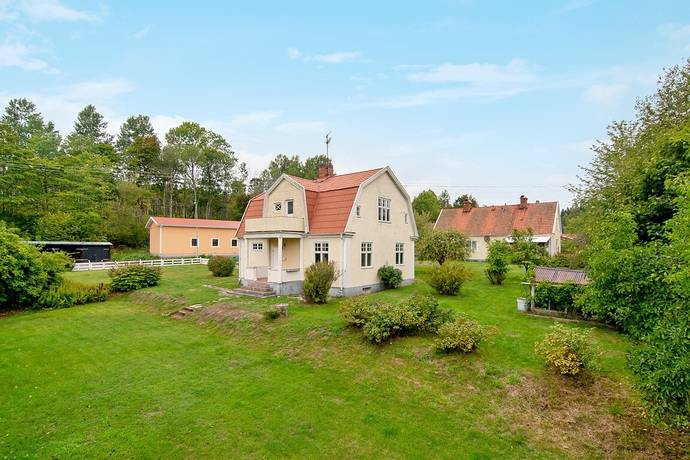 Bild: 5 rum villa på Långa vägen 38, Askersunds kommun
