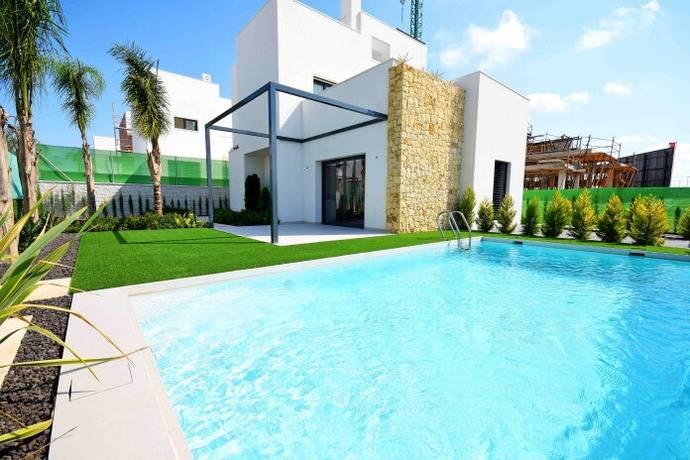 Bild: 4 rum villa på Pool & Design, Spanien Ciudad Quesada   Torrevieja