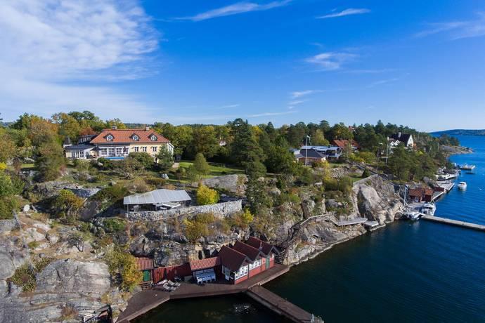 Bild: 9 rum villa på Havsstigen 4, Nacka kommun Saltsjöbaden-Solsidan