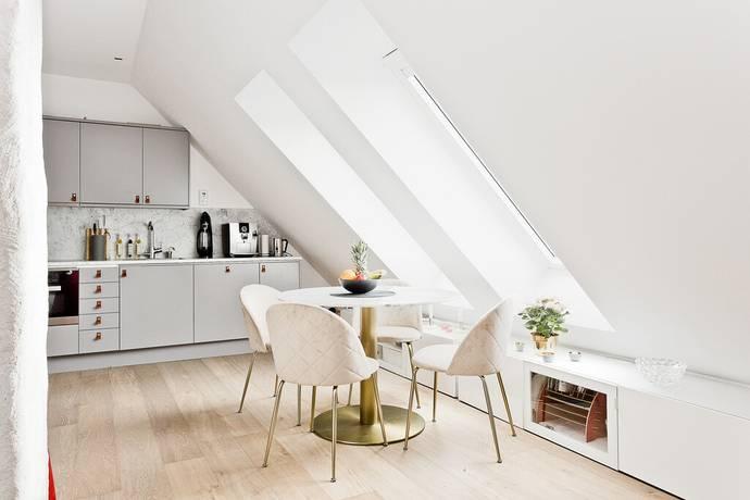 Bild: 1 rum bostadsrätt på Vasagatan 1A, Uppsala kommun Främre Luthagen