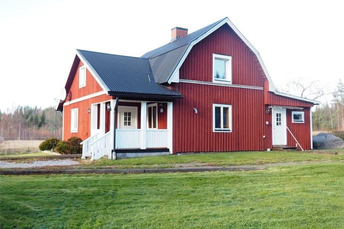 Bild: 3 rum villa på Brattfors Norsbäcken, Filipstads kommun