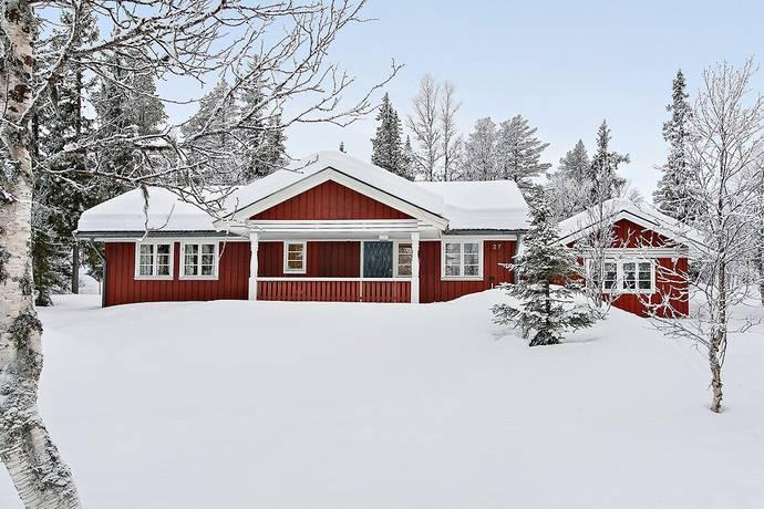 Bild: 4 rum fritidshus på Ollarsliden 27, Grövelsjön, Älvdalens kommun Grövelsjön