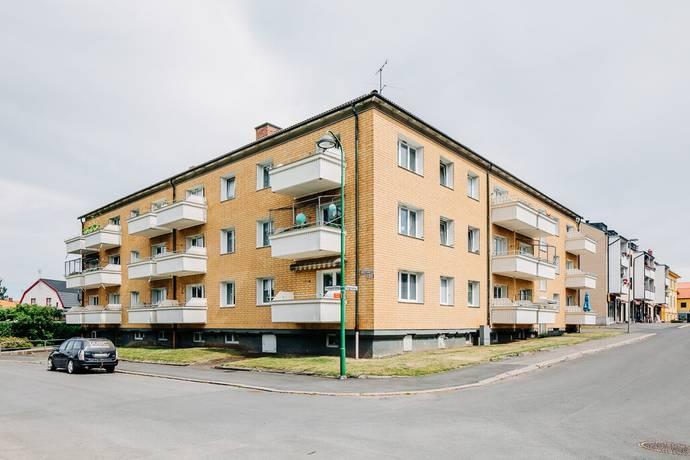 Bild: 2 rum bostadsrätt på Trädgårdsgatan 28, Tidaholms kommun Centralt
